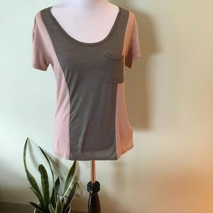 Madewell Blocked T-Shirt
